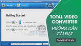 How to install Total Video Converter, Video conversion software