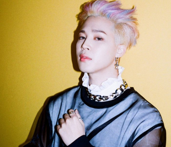 Bulletproof Boy Scouts Jimin's'Butter' second concept photo'Minimum 1 million likes'