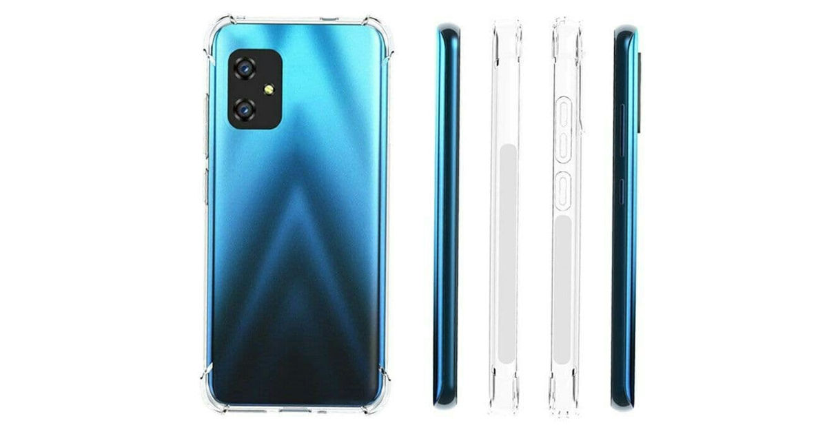 ASUS ZenFone 8 mini exposes the design through the back cover