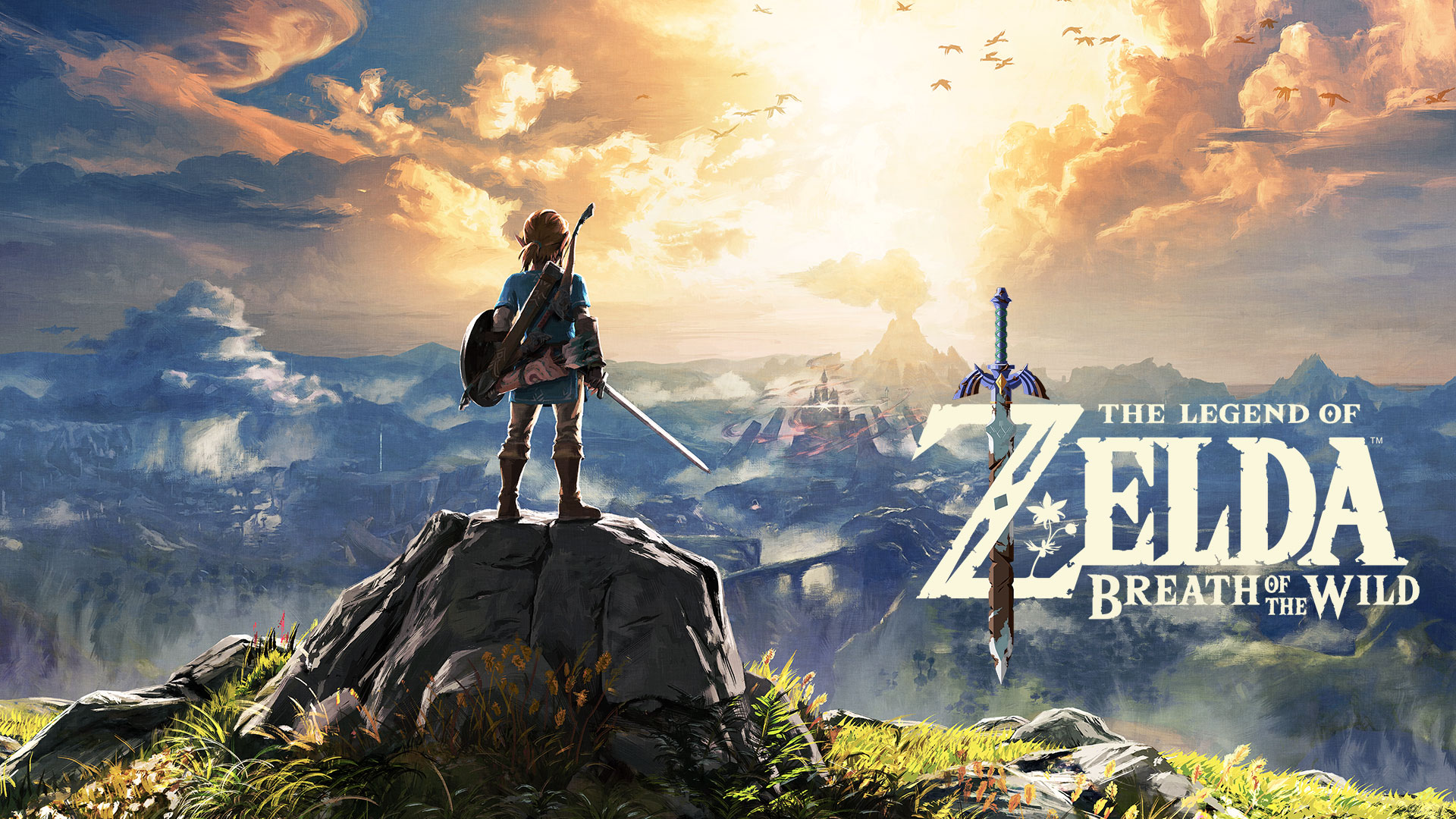 What if the masterpiece game The Legend of Zelda: Breath of the Wild is