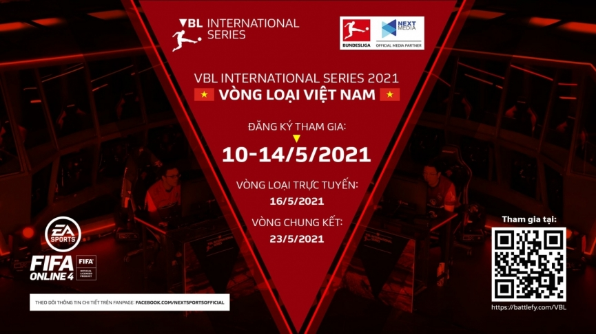 Compete with Players Four Phuong at VBL International Series 2021
