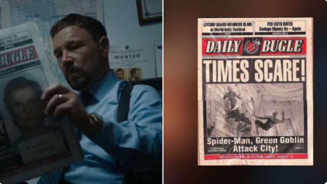 Soi the new trailer of Venom: Install a lot of details related to Marvel, including Spider-Man, Avengers and Stan Lee - Photo 1.