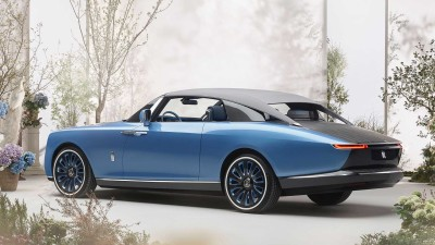 2021.05.27.  31,800 reads Unveiled the only three Rolls-Royce'Boat Tails' in the world completed over four years Auto Issue 75