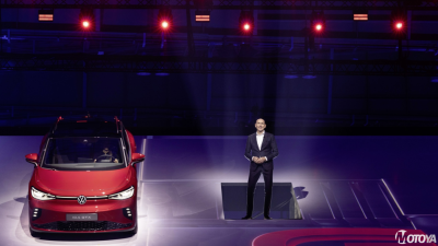 2021.05.04.  7,280 read Volkswagen's first intelligent pure electric high-performance model new ID.4 GTX unveiled Motoya 20