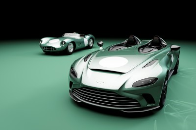 2021.05.04.  8,191 read Unveiled 88 limited production'Aston Martin V12 Speedster' worldwide