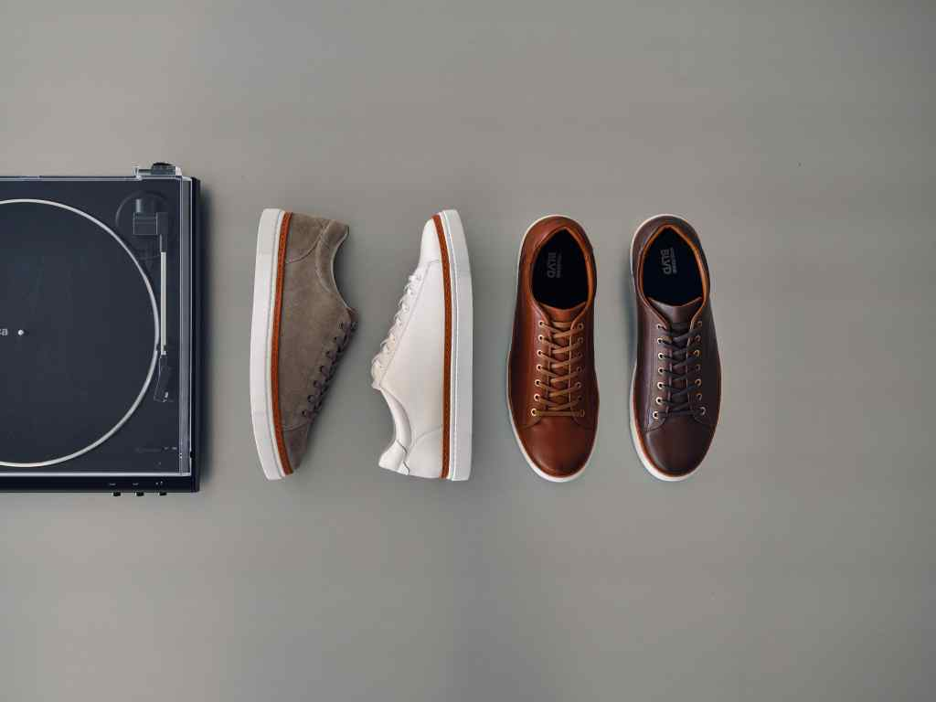 Wolverin BLD SNeaker Collection Launch Leather and Suede