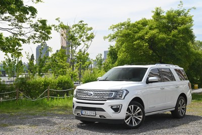 2021.05.20.  18,874 reads   [시승기] American tourist takes a leap forward, Ford Expedition Platinum test drive Kaholic 18