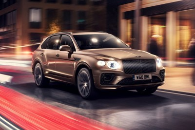 2021.05.27.  14,426 read Bentley'Benteiga Hybrid', which can drive 50Km without oil, Kaholic 30