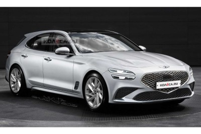 10 hours ago 35,950 read Genesis G70 Wagon Preview, Style Emphasis Wagon Toprider 141