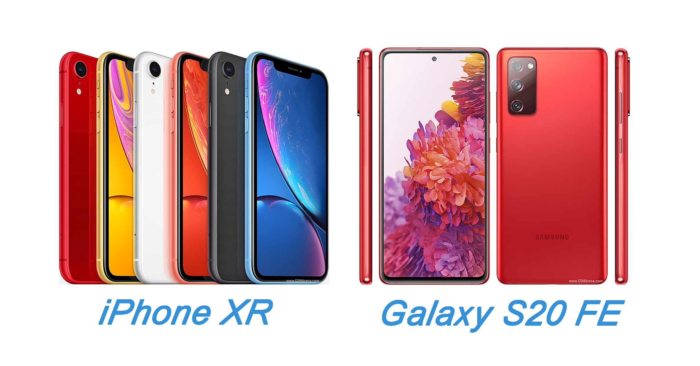 Sforum - Latest technology information page cover-34 Over 11 million VND, choose iPhone XR or Galaxy S20 FE Snapdragon 865 version?