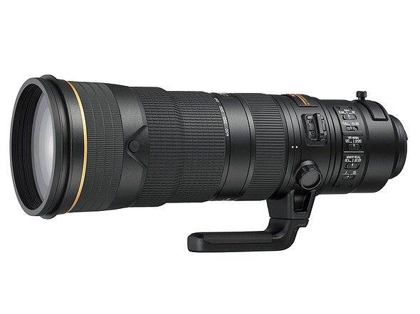Nikon Japan confirms it's indefinitely suspending orders for its 180-400mm F4 super telephoto lens after today: Digital Photography Review