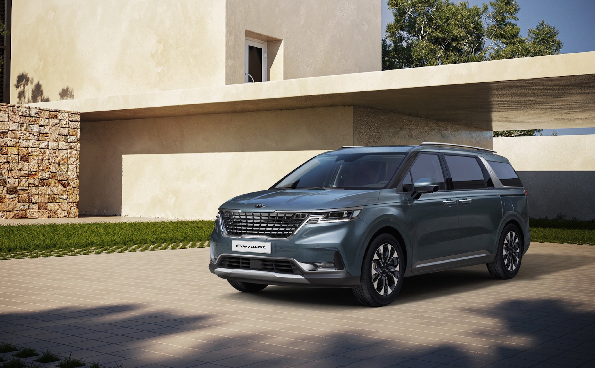 Preview the hot duo of Kia Sedona 2021 and Kia Sonet 2021 coming to Vietnamese guests: Promises to create fever