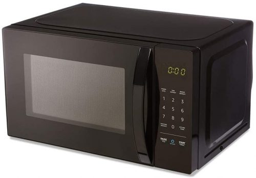 Amazon Basics Smart Microwave