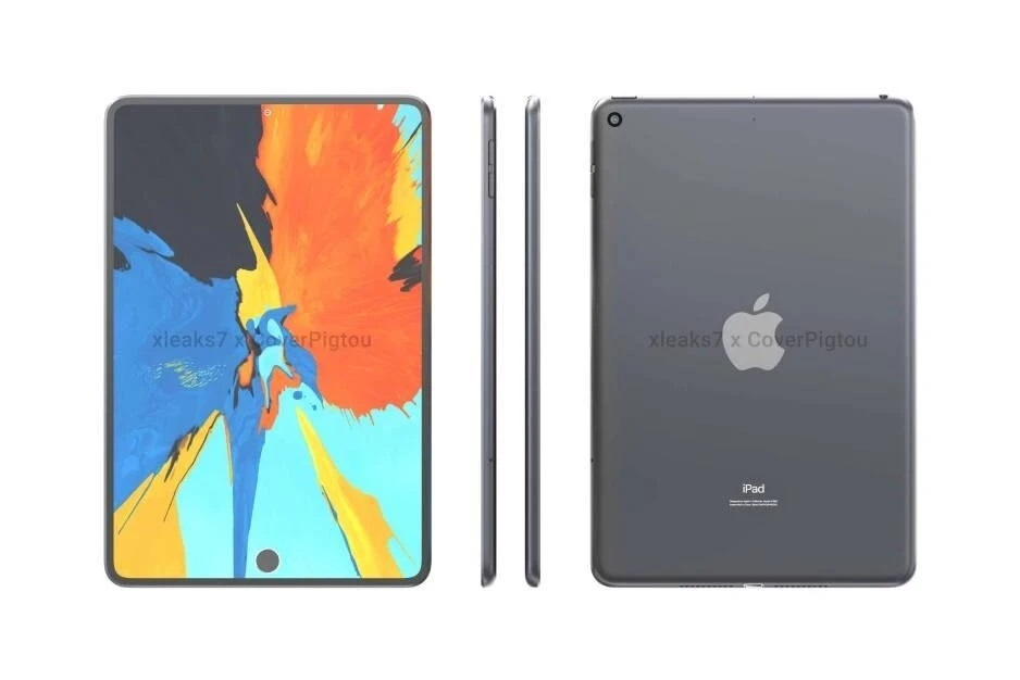 The iPad Mini 6 released in 2021 is likely to be the miniature iPad Pro 2021