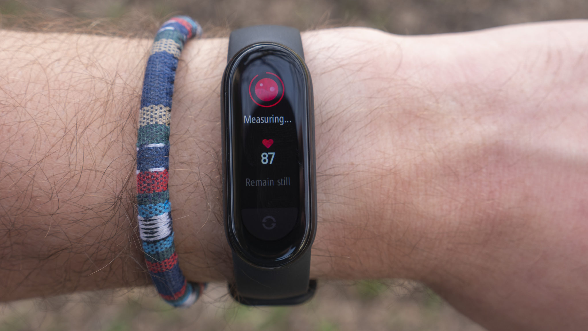 The newly launched Mi Smart Band 6 has created a 'fever' in the market
