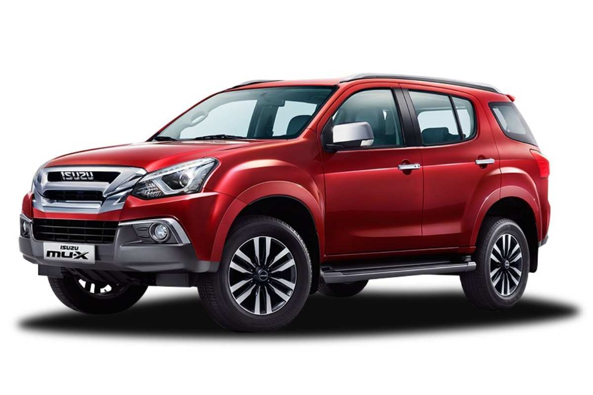 Toyota Fortuner and Hyundai Santa Fe could not return in time because of a strange opponent that was used to suddenly launching a new version of photo 1