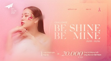 """Let's Capture Love with Let's On Air's Challenge """"Be Shine, Be Mine"""" 2021"""