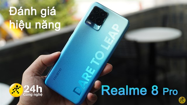 Realme 8 Pro performance rating: Every game can play 60 FPS with a high performance score