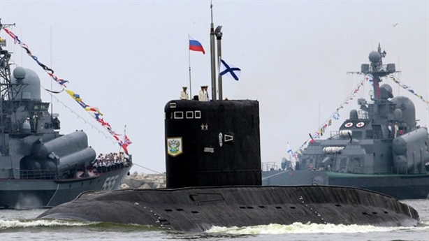 Russian submarines with Zircon missiles protect Nord Stream-2?