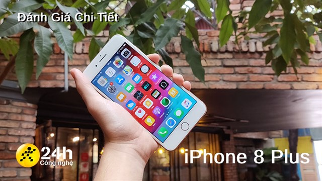 Detailed evaluation of iPhone 8 Plus after nearly 4 years of launch: Super hot game performance, but the battery is still a minus point
