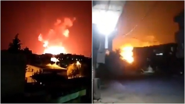 Israel changed its airstrike tactics in Syria