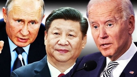 NI: Biden is pushing the US into a 'double-headed enemy' situation.