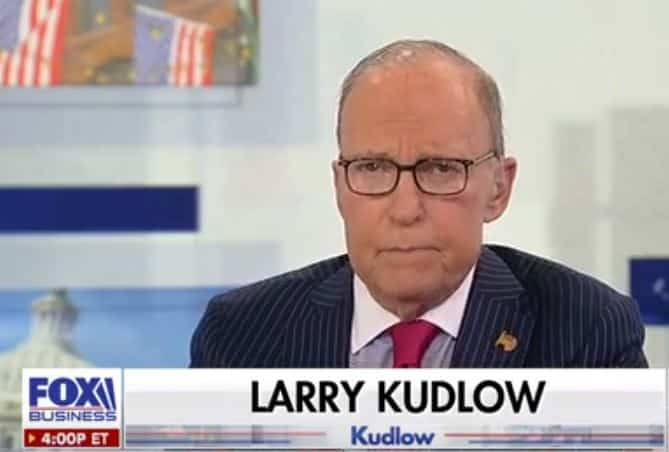 Larry Kudlow: The left is trying to destroy American institutions