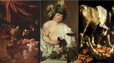 8 classic paintings that break all the standards of Italian painter Caravaggio