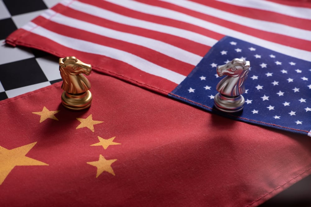 The US added 14 more Chinese entities to the blacklist