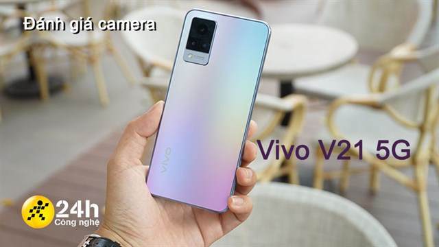 Vivo V21 5G camera review: Truly reproduce the sparkling night scene and the bustle of Saigon in the morning