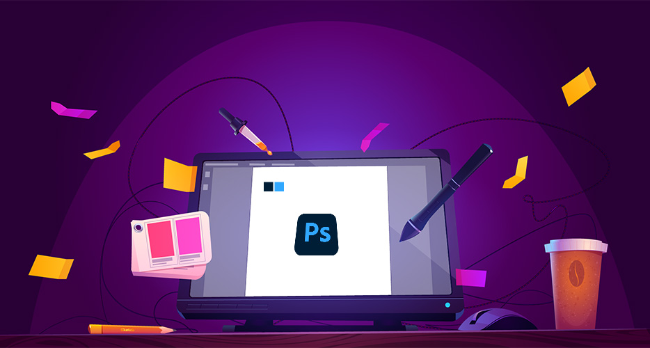 Why you shouldn't design logos in Photoshop