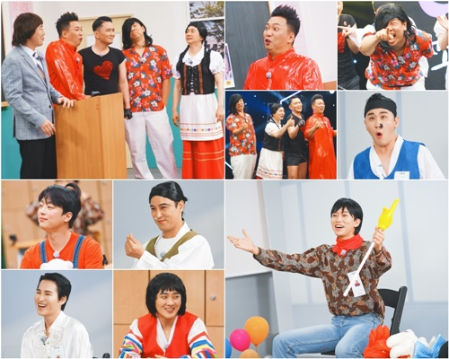 'Mulberry School' Lim Young-woong reproduces all sounds of the earth as well as imitating character vocal cords [M+TV컷]