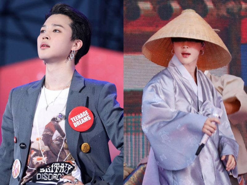 BTS Jimin, Tony Montana, Ting, Daechwita, Chicken Noodle Soup 'Vocal + Rap Genius'...'God's Talent' attracts global media attention