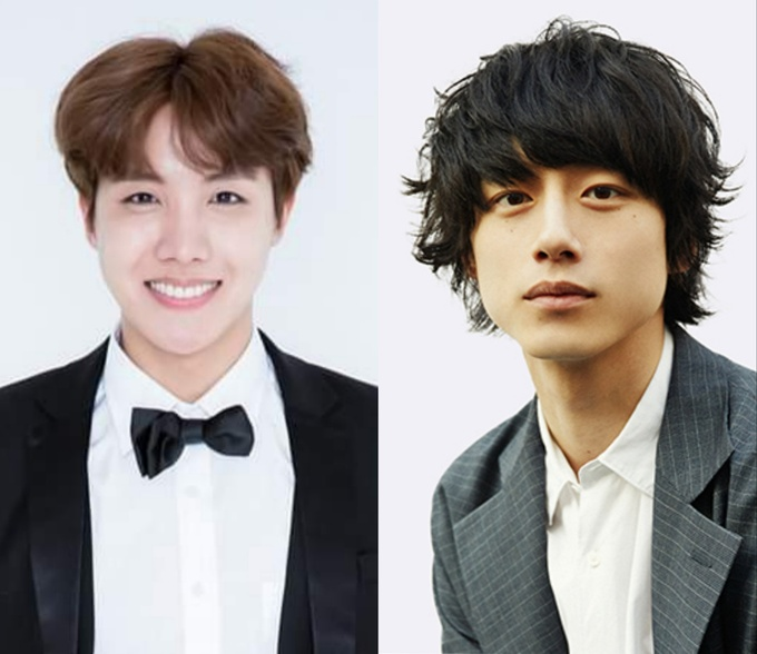 BTS J-Hope builds friendship with famous Japanese actor Kentaro Sakaguchi for 4 years