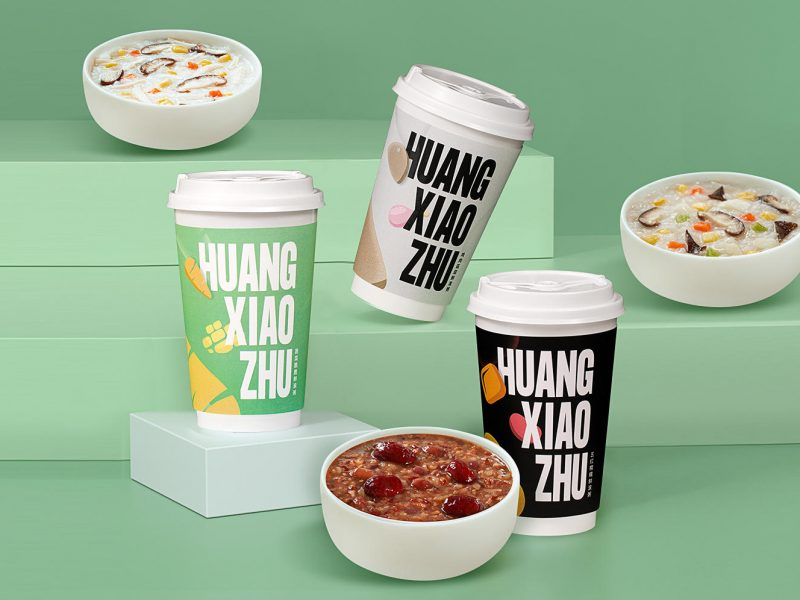 """36 krypton debut丨 """"Yellow Pig"""" completed tens of millions of yuan in Pre-A round of financing, and launched a new """"Breakfast Cup"""" porridge series"""