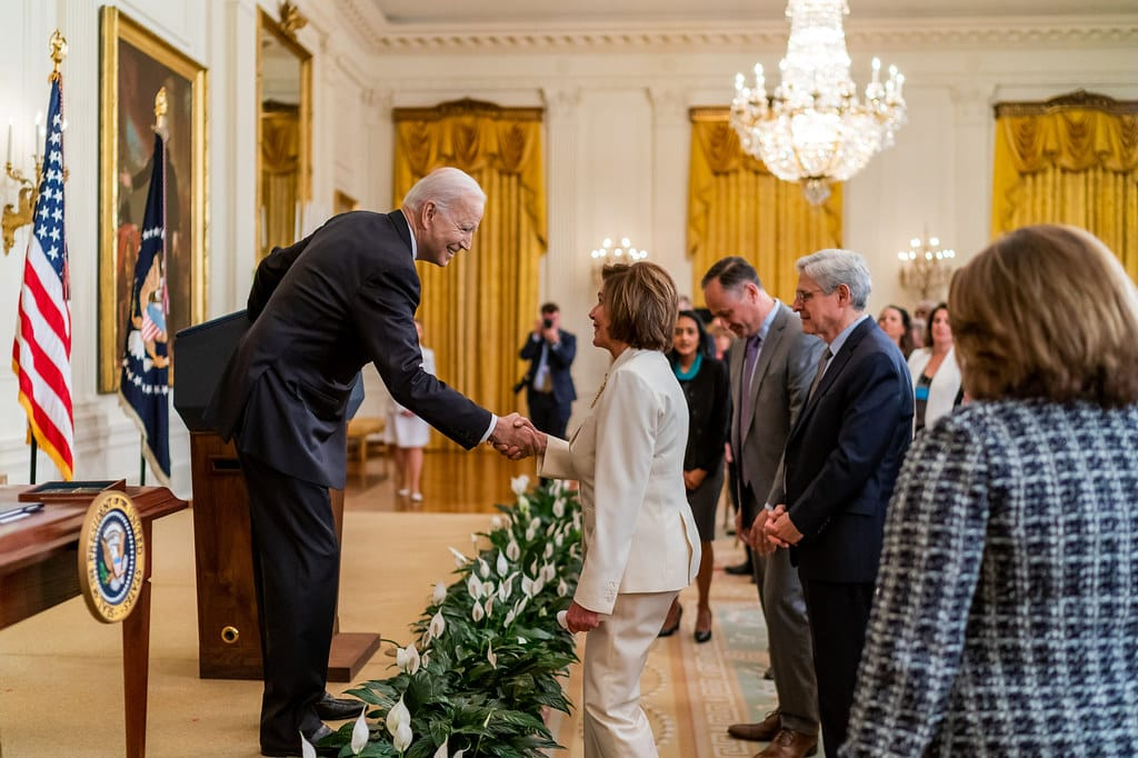 Mr. Biden, Mrs. Pelosi may be denied Mass for supporting abortion