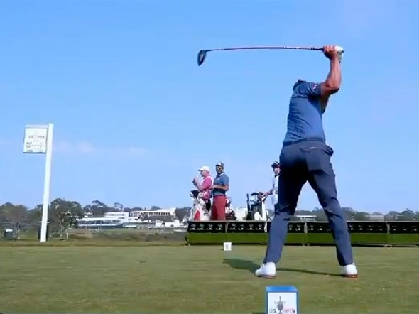A tee box at this year's US Open used 88 cameras to deliver 'bullet-time' replays: Digital Photography Review