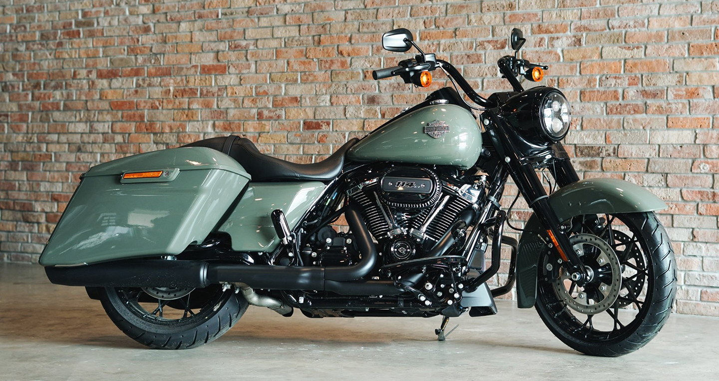 Harley-Davidson Road King Special 2021 is priced from 965 million VND Harley-Davidson Road King Special 2021 (2).jpg