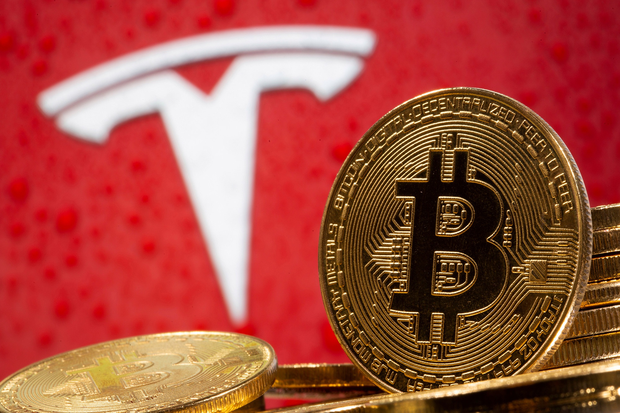 How billionaire Elon Musk 'makes money' from digital currency?  - 1 . photo