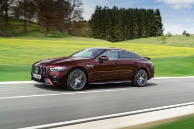 2021.06.15.  10,383 reads Mercedes-AMG GT 4-Door Coupe Facelift Revealed Motor Daily 17