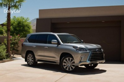 2021.06.22.  22,180 reads Lexus, 'SUV Big Brother' LX Specifications Leaked..Hybrid Addition?  Daily Car 60