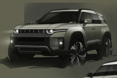 """2021.06.18.  72,565 reads """"The Return of Musso"""" Ssangyong J100 Could be the signal for the revival of Ssangyong Motor?  autobuff 205"""