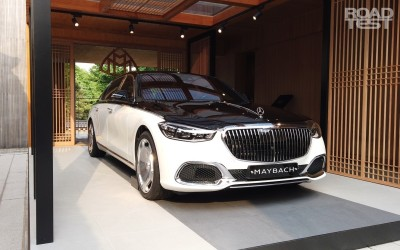 2021.06.24.  22,342 reads   [현장취재] Overwhelming presence, Mercedes-Maybach S-Class Road Test 59