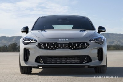 2021.06.02.  27,030 reads Kia Stinger special edition released in USA, with rear spoiler applied Top Rider 62