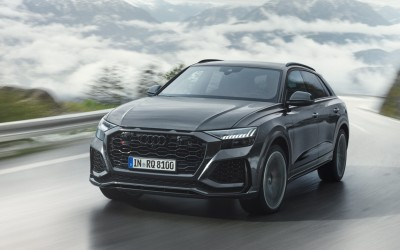 2021.06.11.  24,683 reads '600 hp, 0-100 km/h 3.8 seconds, monster SUV', Audi RS Q8 launch CARLAB 56