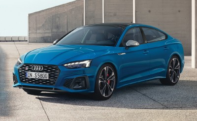 2021.06.10.  19,661 reads Audi launches 'The New S5 Sportback Coupe TFSI'...  price is?  Autocast 60