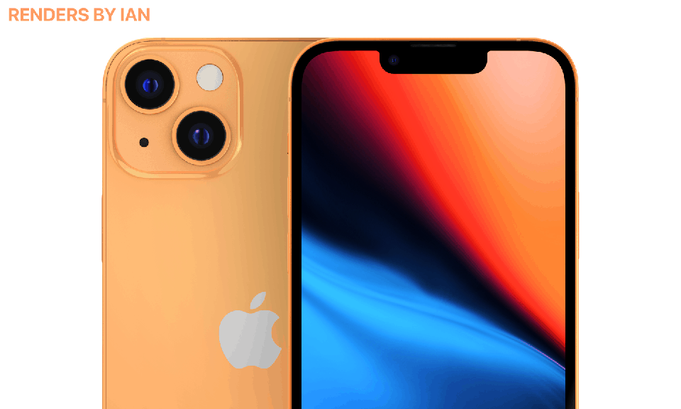 Sforum - Latest technology information page iPhone-13-1 Revealing a beautiful new copper color version of iPhone 13