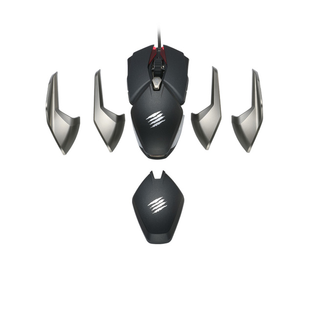 Mad Catz launches a super cool gaming mouse inspired by spaceships and Batman cars - Photo 1.