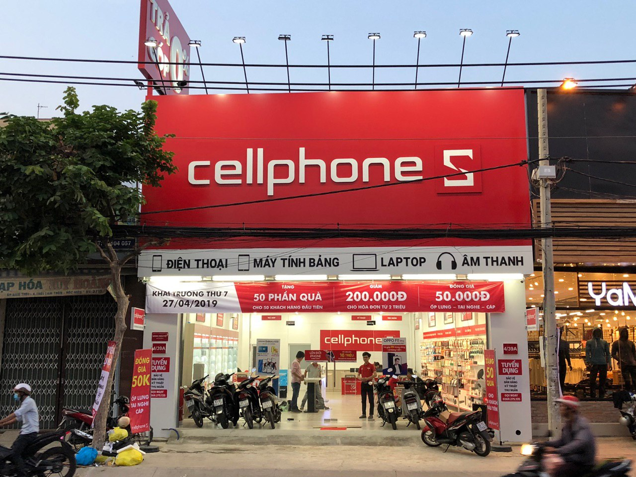 Many mobile stores lost 70% of sales due to the Covid-19 epidemic