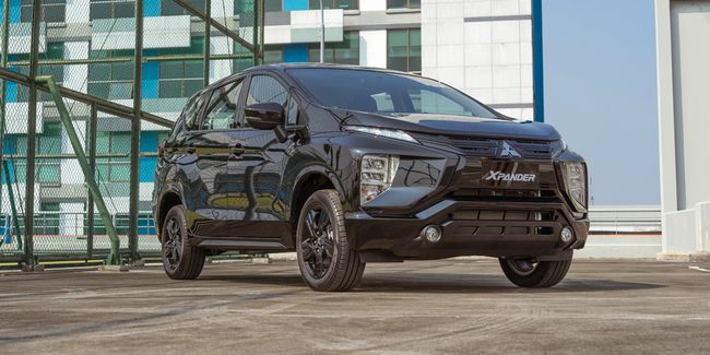 Mitsubishi Xpander launched a new version priced at only 441 million, 'erasing' Toyota Innova and Suzuki XL7